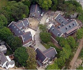 Catherine Zeta Jones ve Michael Douglas'ın Galler'deki villası  Ünlülerin rüya evleri - 1  Ünlülerin rüya evleri - 2